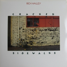 Rich Halley - Cracked Sidewalks