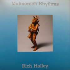 Rich Halley - Multnomah Rhythms