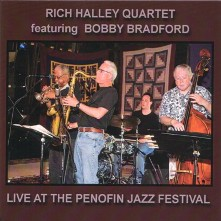 Rich Halley - Live at the Penofin Jazz Festival